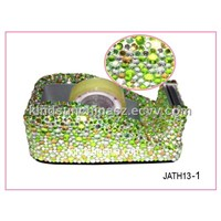 Jeweled Tape Holder