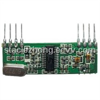 Low Power Supply Receiver Module