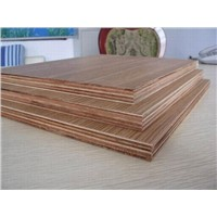 Melamine papered plywood