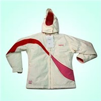 Men's and Women's Skiwear with Taslon Shell and Velcro Closure