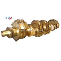 New Crankshaft for BENZ OM360,OM352,OM355; VOLVO TD100,TD120