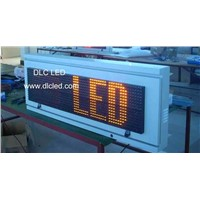 Outdoor LED Message Board (DLC-OMD1665)