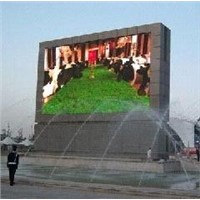 Outdoor Full Color Led Display (PH25)