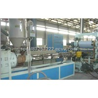 PS/PP sheet extrusion line