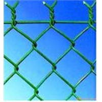 PVC Coated Chain Link Fence (AK-013)