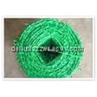PVC Coated Barbed Wire (01)