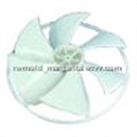 Plastic Fan Parts Exhibition (F001)