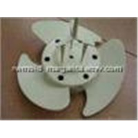 Plastic Fan Parts Exhibition (F002)