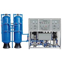 RO Pure Water Equipment (RO-1000)