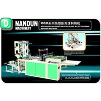 RQD series hi-speed heat sealing and cutting bag making machine