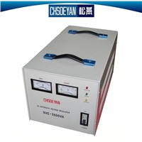 SVC 220v single phase ac Voltage regularor/Stabilizer - 5000VA