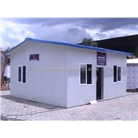 Steel Structure Villa - Container House (gxhx-20)