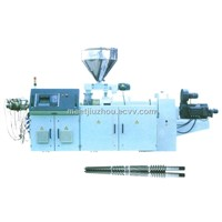 SJS Twin Conical Screw Extruders