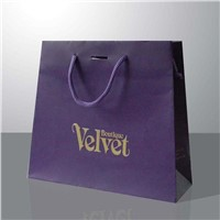 Trapezoid Paper Bag (HD-SG-T009)