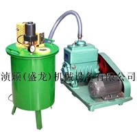 Vacuum Pump and Stirring Bucket