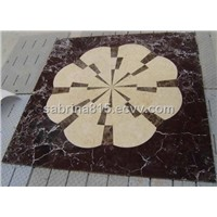 Waterjet Medallion- Flooring ,Borders