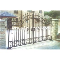 Wrought iron componments