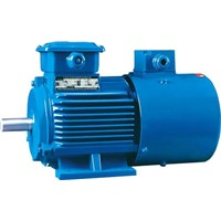 Industrial Induction AC speed variable motors