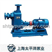 Self-Priming Non-Clogging Sewage Pump (ZW)