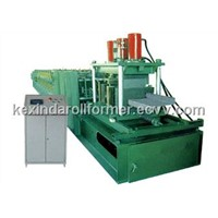 Z Shape Purline Machine