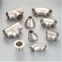 Butt Welded Stainless Pipe Fitting