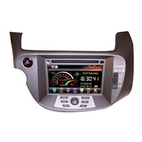 car DVD player for Honda FIT/JAZZ