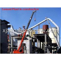 cement equipment machinery designing processing