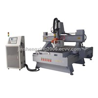 CNC Auto Tool Changer Machine