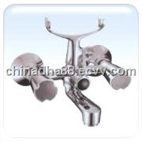 Double Bathroom Faucet (SF1043)
