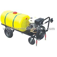 High Pressure Wash Machine