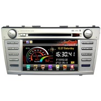 in dash touch screen car DVD player for Toyota Camry