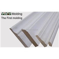 laminated mouding-primed moulding
