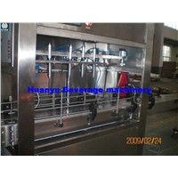 oil filling machine (oil filler)