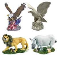 Polyresin Animal Statue