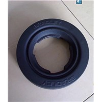 Rubber Solid Tyre J42.6""