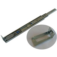 Silent Full Extension Ball Bearing Slide