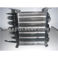 Small Copper Evaporator for Ice Maker