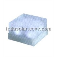 Solar Glass Bricks