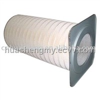square flange filter filter cartridge