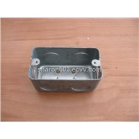 Steel Conduit Box