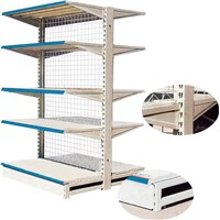Supermarket Shelf/Wire Back Shelf