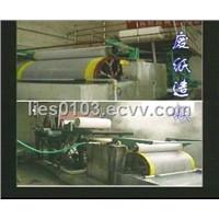 Toilet Roll Paper Machine