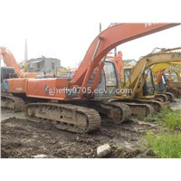 Used Excavator (Hitachi EX200)