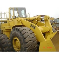 Used Wheel Loader (CAT 966E)