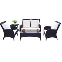 All Weather Wicker Patio Set