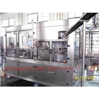 Can Filling Seaming Machine for Juice