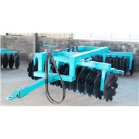 1BZ Pull Type Hydraulic Offset Heavy-duty Harrow