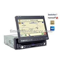 1DIN Car GPS DVD Player -All-in-One