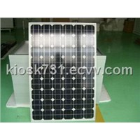 250W Mono-Crystalline PV Cell Solar Modules -125*125