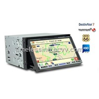 2DIN Car GPS DVD Player -All-in-One